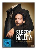 Sleepy Hollow - Staffel 4 DVD-Box (DVD) für 28,99 Euro