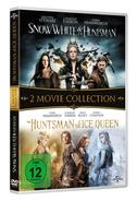 Snow White & the Huntsman / The Huntsman & The Ice Queen DVD-Box (DVD) für 13,99 Euro