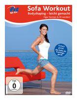 Sofa Workout - Bodyshaping leicht gemacht - Figur formen & fit werden! (DVD) für 9,99 Euro