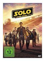 Solo - A Star Wars Story (DVD) für 13,99 Euro