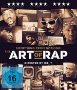 Something from Nothing: The Art of Rap (BLU-RAY) für 9,99 Euro