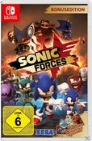 Sonic Forces Bonus Edition (Nintendo Switch) für 29,99 Euro