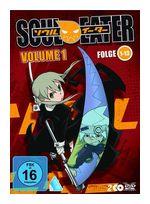 Soul Eater - Vol. 1 Episoden 1 - 13 - 2 Disc DVD (DVD) für 12,99 Euro