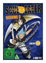 Soul Eater - Vol. 2 Episoden 14 - 26 - 2 Disc DVD (DVD) für 12,99 Euro