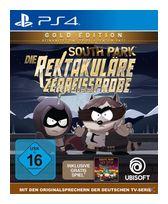 South Park: Die rektakuläre Zerreissprobe - Gold Edition (PlayStation 4) für 49,99 Euro