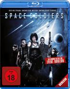 Space Soldiers (BLU-RAY) für 9,99 Euro