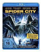 Spider City (BLU-RAY) für 9,99 Euro
