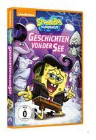 SpongeBob Schwammkopf - Geschichten von der See (DVD) für 8,99 Euro