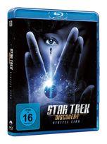 Star Trek: Discovery - Staffel 1 BLU-RAY Box (BLU-RAY) für 27,99 Euro