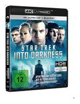 Star Trek Into Darkness - 2 Disc Bluray (4K Ultra HD BLU-RAY + BLU-RAY) für 29,99 Euro