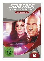STAR TREK: The Next Generation - Season 2 DVD-Box (DVD) für 14,99 Euro