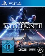 Star Wars Battlefront II: Standard Edition (PlayStation 4) für 42,99 Euro
