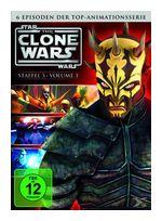 Star Wars: The Clone Wars - Staffel 3 / Vol. 3 (DVD) für 9,99 Euro