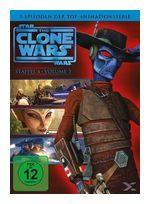Star Wars: The Clone Wars - Staffel 4, Vol. 3 (DVD) für 9,99 Euro