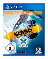 Steep X Games Gold Edition (PlayStation 4) für 39,99 Euro