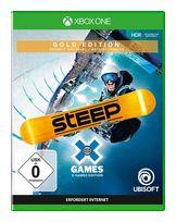 Steep X Games Gold Edition (Xbox One) für 39,99 Euro
