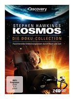 Stephen Hawkings Kosmos - Die Doku-Collection - 2 Disc DVD (DVD) für 16,99 Euro