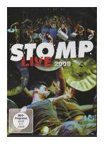 Stomp - live 2008 (DVD) für 7,99 Euro