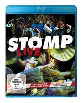 Stomp - Live 2008 (VARIOUS) für 7,99 Euro