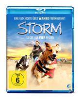Storm - Sieger auf 4 Pfoten (BLU-RAY) für 17,99 Euro