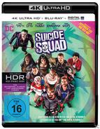 Suicide Squad Extended Cut (4K Ultra HD BLU-RAY + BLU-RAY) für 24,99 Euro