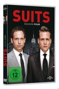 Suits - Season 4 DVD-Box (DVD) für 12,99 Euro