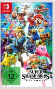 Super Smash Bros. Ultimate (Nintendo Switch) für 69,99 Euro