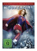 Supergirl - Die komplette 2. Staffel DVD-Box (DVD) für 19,99 Euro