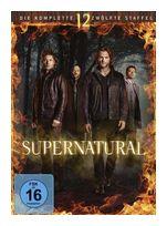 Supernatural Staffel 12 DVD-Box (DVD) für 29,99 Euro
