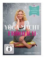 Susanne Fröhlich - Yoga macht Fröhlich (DVD) für 16,99 Euro