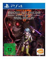Sword Art Online: Fatal Bullet (PlayStation 4) für 29,99 Euro
