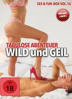 Tabulose Abenteuer-Sex & Fun-Box 16 (3 DVDS) (DVD) für 12,99 Euro