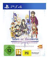 Tales of Vesperia: Definitive Edition (PlayStation 4) für 39,99 Euro