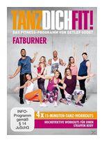 Tanz dich fit - Fatburner (DVD) für 16,99 Euro