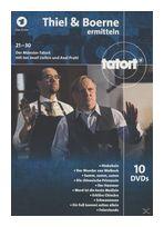 Tatort; Thiel Und Boerne Ermitteln : 21-30 (DVD) für 33,99 Euro