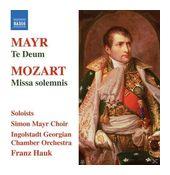 Te Deum/Missa Solemnis (HAUK & INGOLSTADT GREG.KAMMERORC) für 4,49 Euro