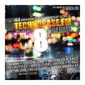 TechnoBase.FM Vol.8 (Mixed By Dhp) für 19,49 Euro