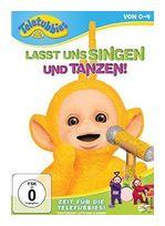 Teletubbies: Lasst uns singen und tanzen (DVD) für 7,99 Euro