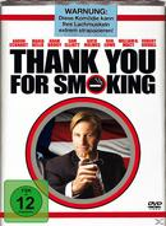Thank You For Smoking (DVD) für 7,99 Euro