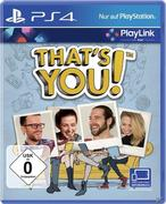 That's You! (PlayStation 4) für 24,99 Euro