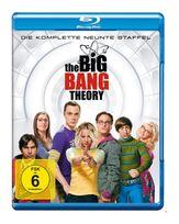 The Big Bang Theory - Staffel 9 - 2 Disc Bluray (BLU-RAY) für 19,99 Euro