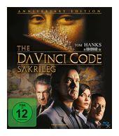 The Da Vinci Code - Sakrileg Anniversary Edition (BLU-RAY) für 7,99 Euro