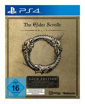 The Elder Scrolls Online: Gold Edition (PlayStation 4) für 32,99 Euro