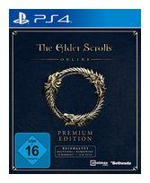The Elder Scrolls Online - Premium Edition (PlayStation 4) für 49,99 Euro