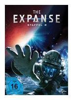 The Expanse - Staffel 2 DVD-Box (DVD) für 21,99 Euro