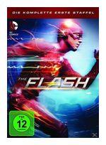 The Flash - Staffel 1 DVD-Box (DVD) für 14,99 Euro