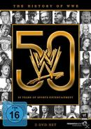 The History of WWE: 50 years of sports entertainment (DVD) für 29,00 Euro