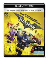 The LEGO Batman Movie (4K Ultra HD BLU-RAY + BLU-RAY) für 29,99 Euro