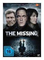 The Missing - Die komplette erste Staffel DVD-Box (DVD) für 14,99 Euro
