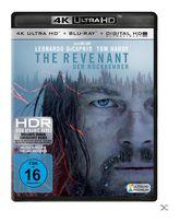 The Revenant - Der Rückkehrer Special 2-Disc Edition (4K Ultra HD BLU-RAY + BLU-RAY) für 28,99 Euro